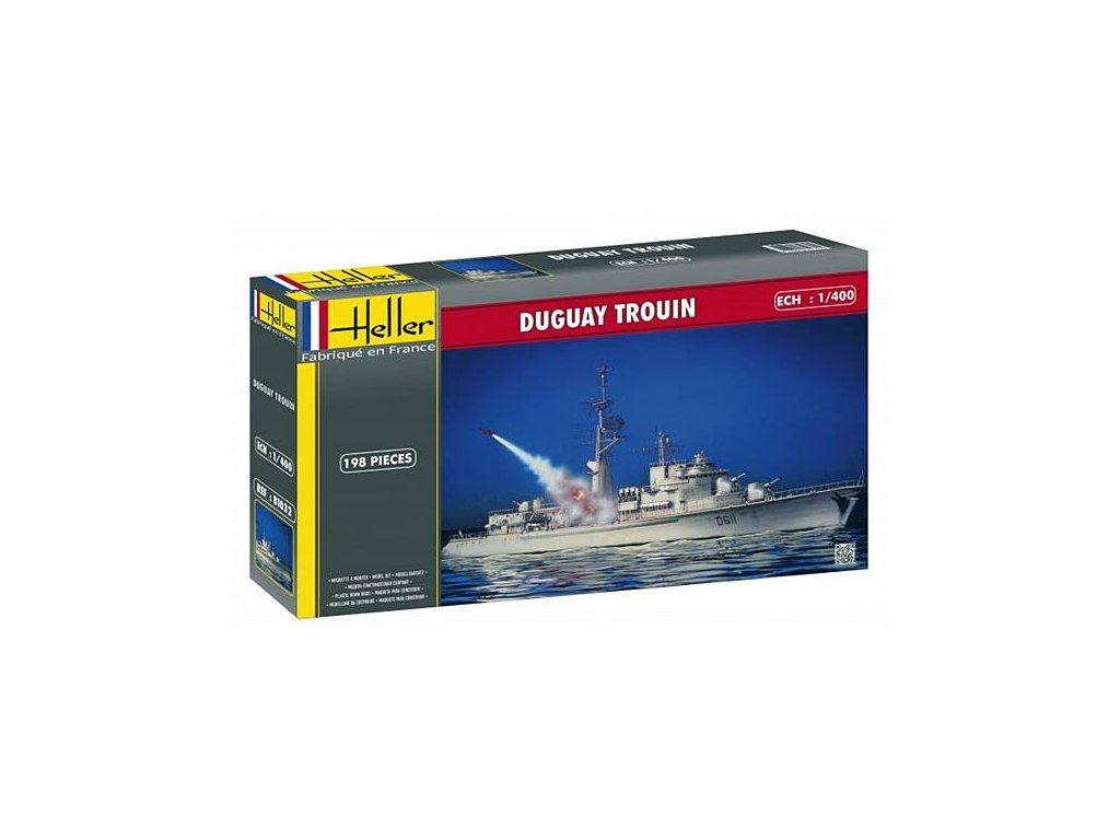 Fregatte Duguay Trouin 1:400