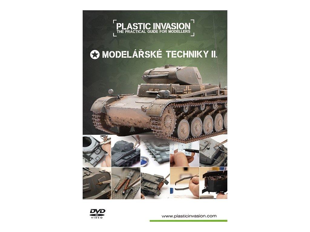 Modelárske techniky II.