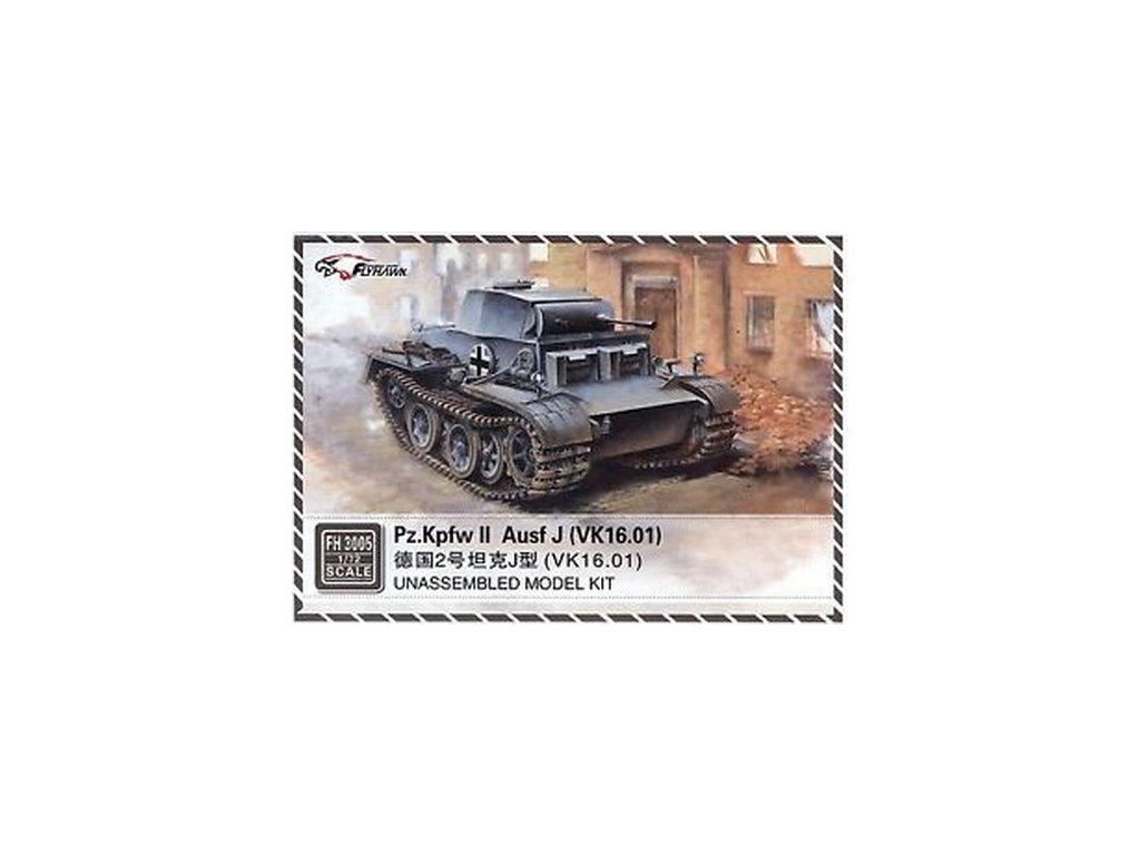 Pz.Kpfw II Ausf J (VK16.01) 1:72