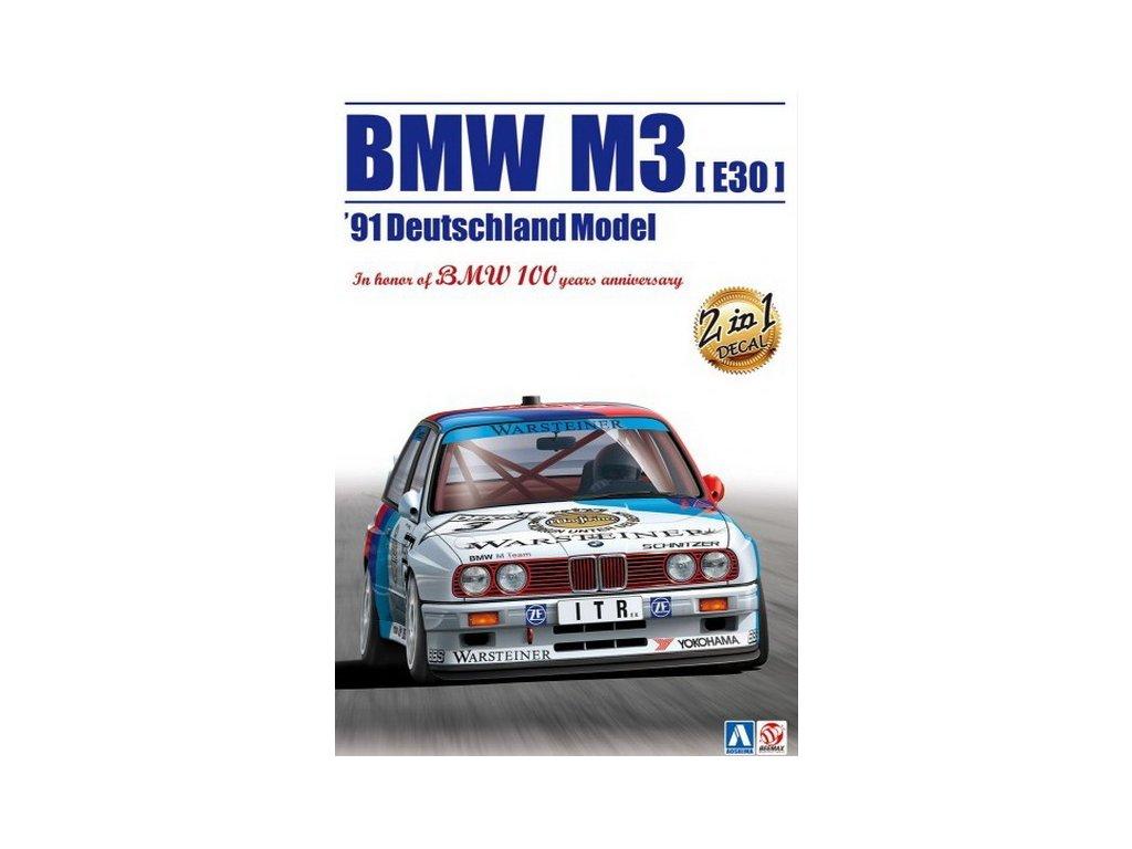 BMW M3 E30 1991 DTM 1:24