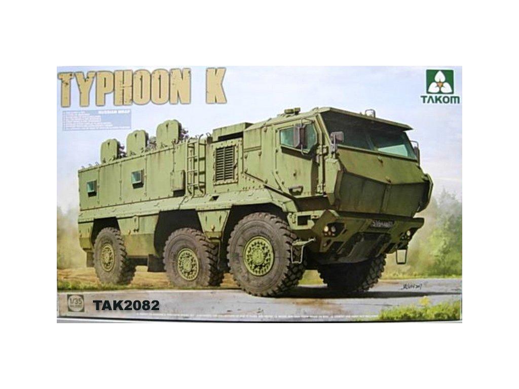 "MRAP KAMAZ-63968 ""Typhoon-K"" 1:35"