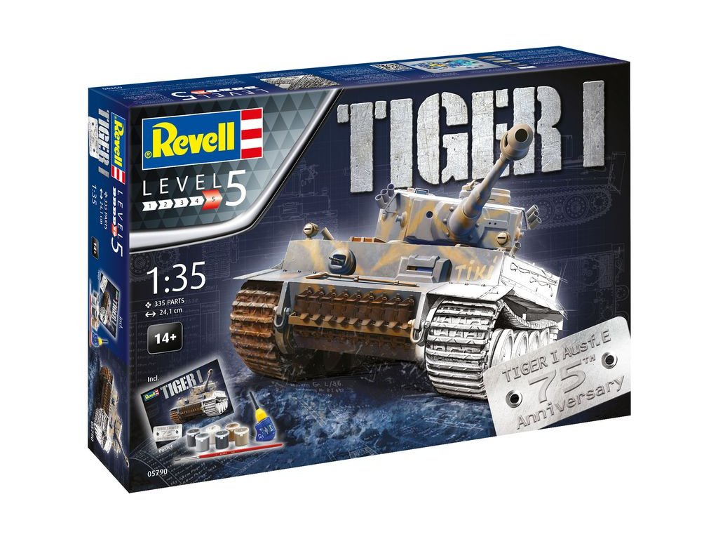 75 Years Tiger I 1:35