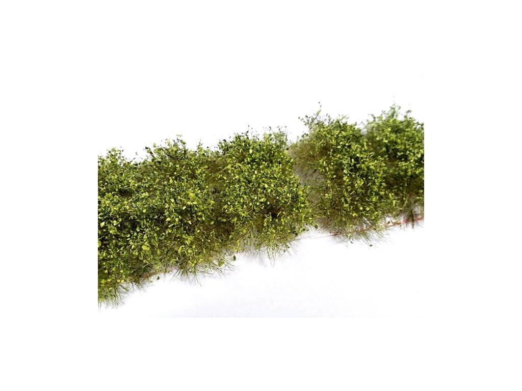 Zelené kríky (variant 2) 10 ks