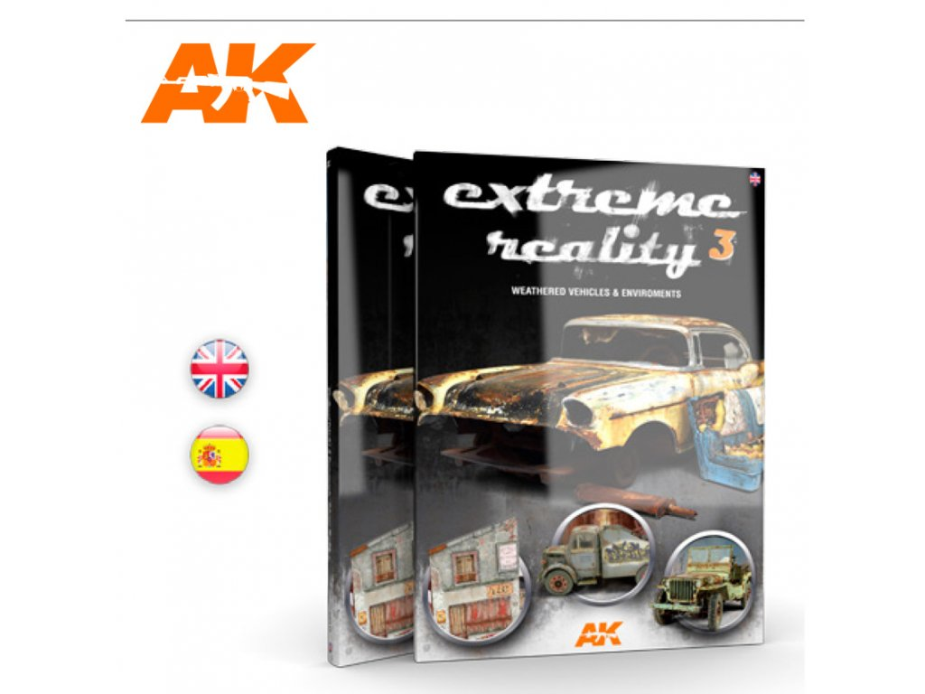 EXTREME REALITY 3 - Weathered vehicles and environments (EN)