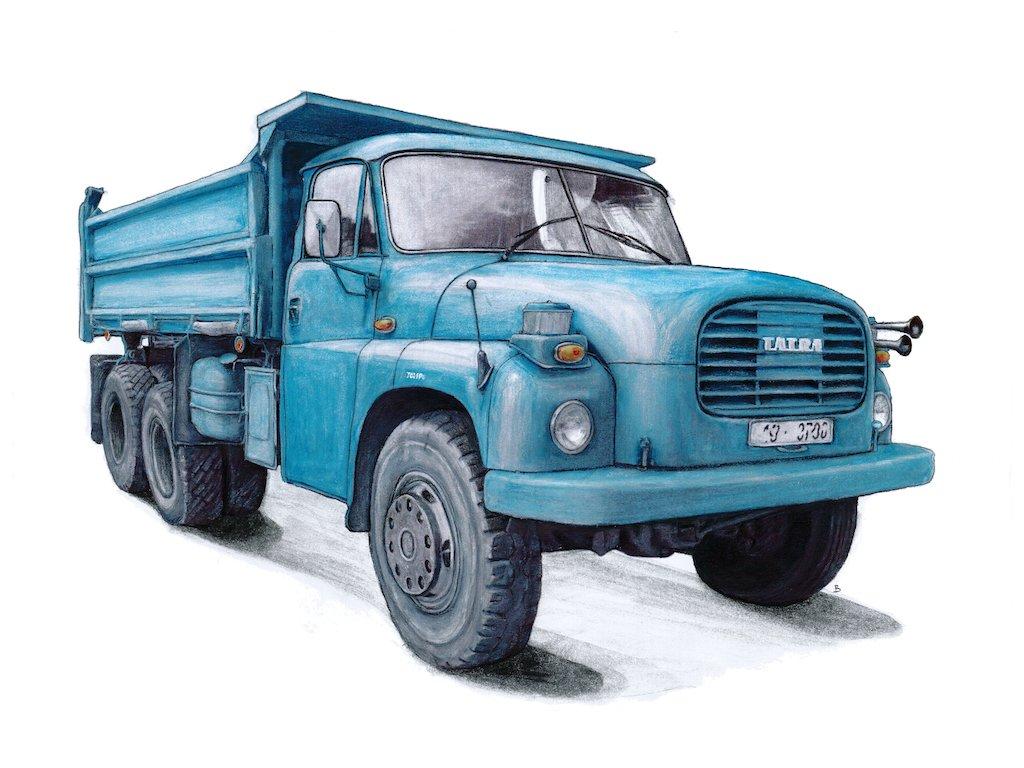 Tatra 148 S3 1:72