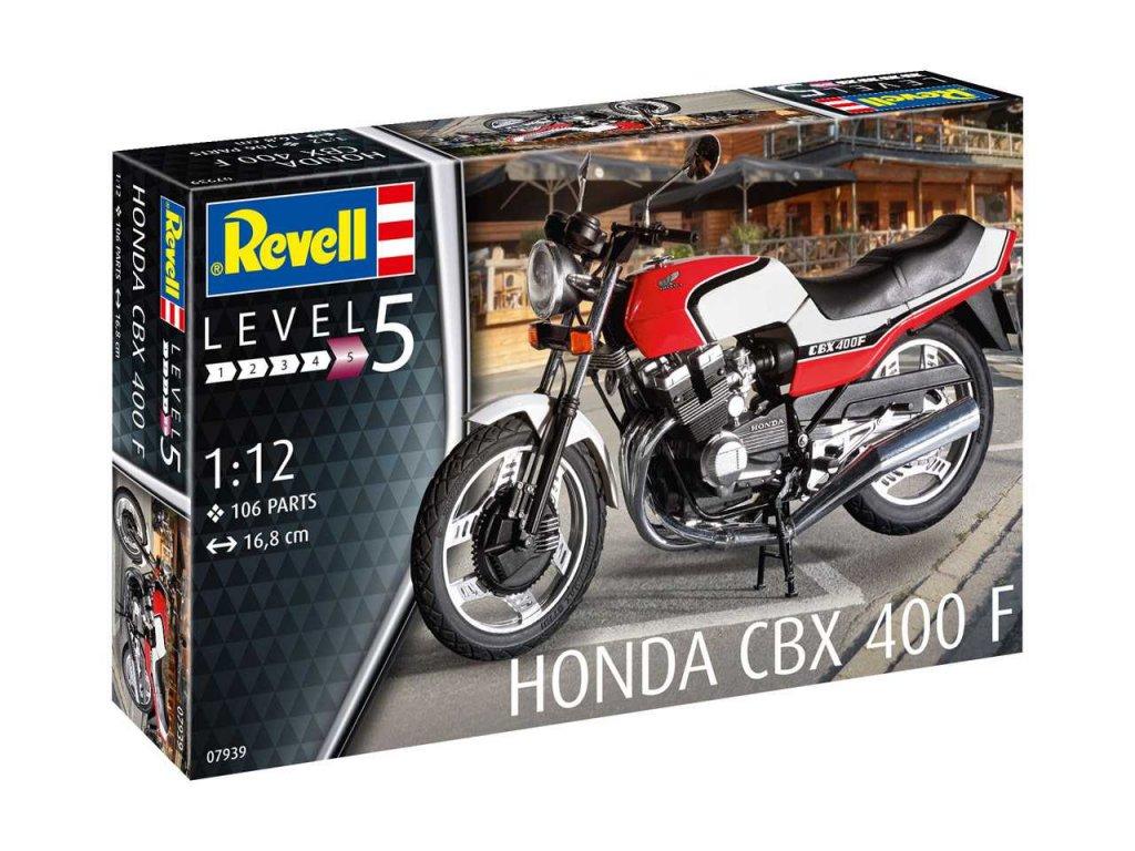 Honda CBX 400 F 1:12