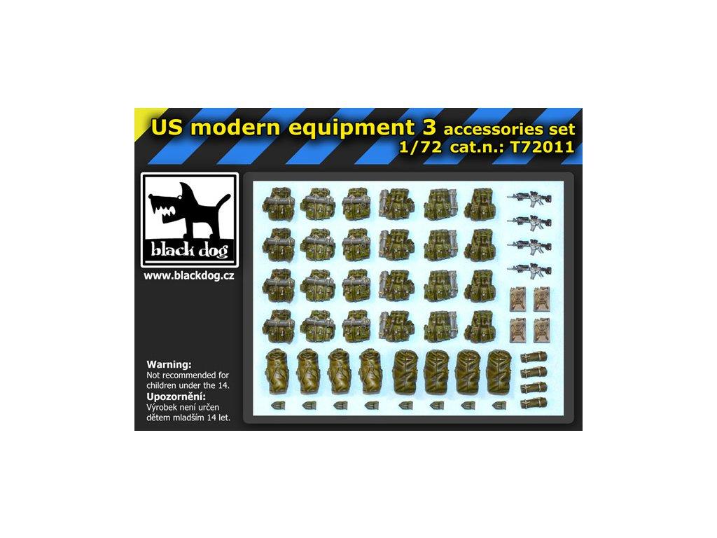 US equipment Vietnam 1:72