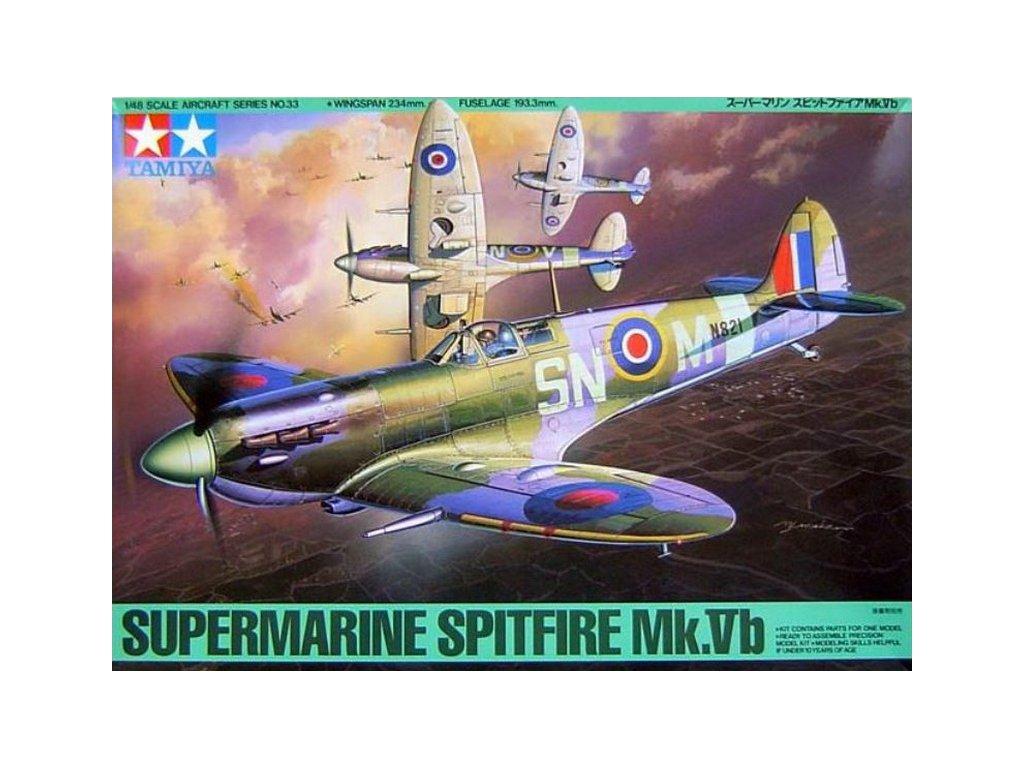 Supermarine Spitfire Mk.Vb 1:48