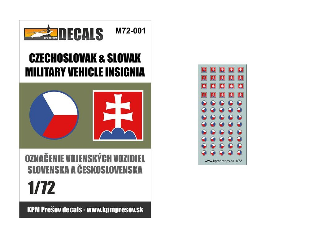 M72 001 Insignia