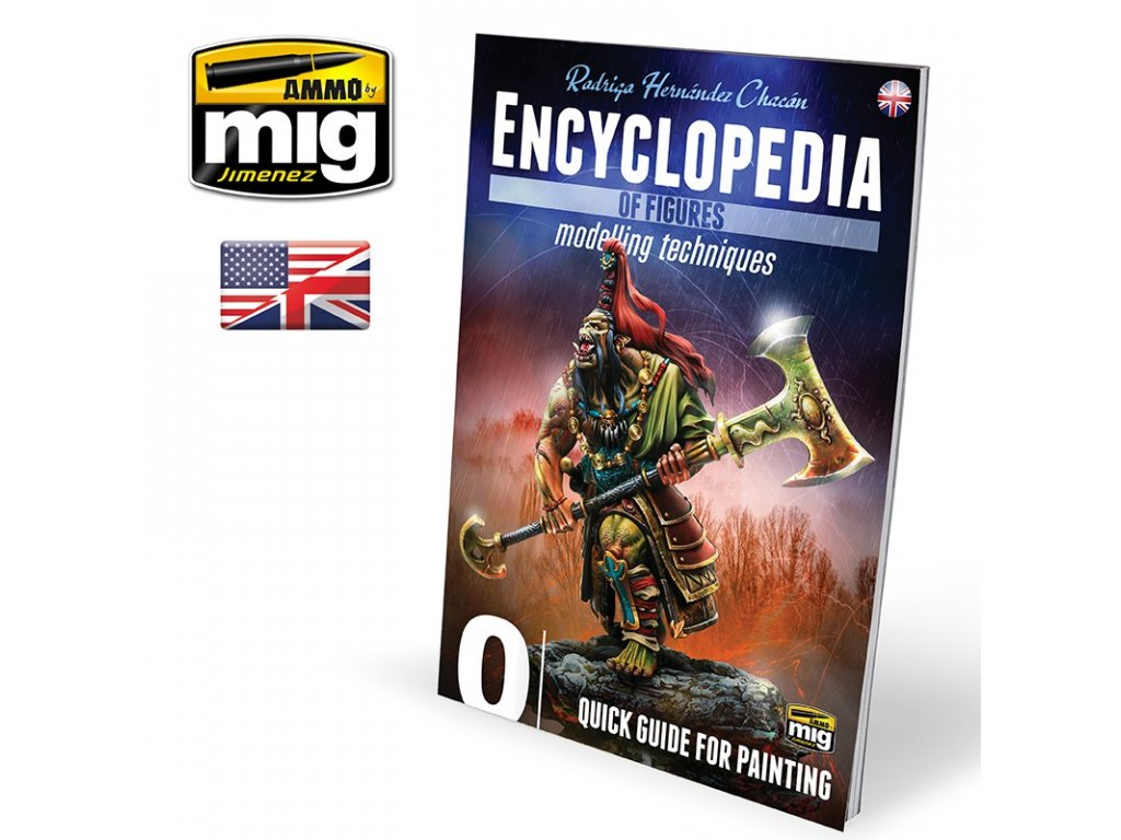 encyclopedia of figures modelling techniques vol 0 quick guide for painting english
