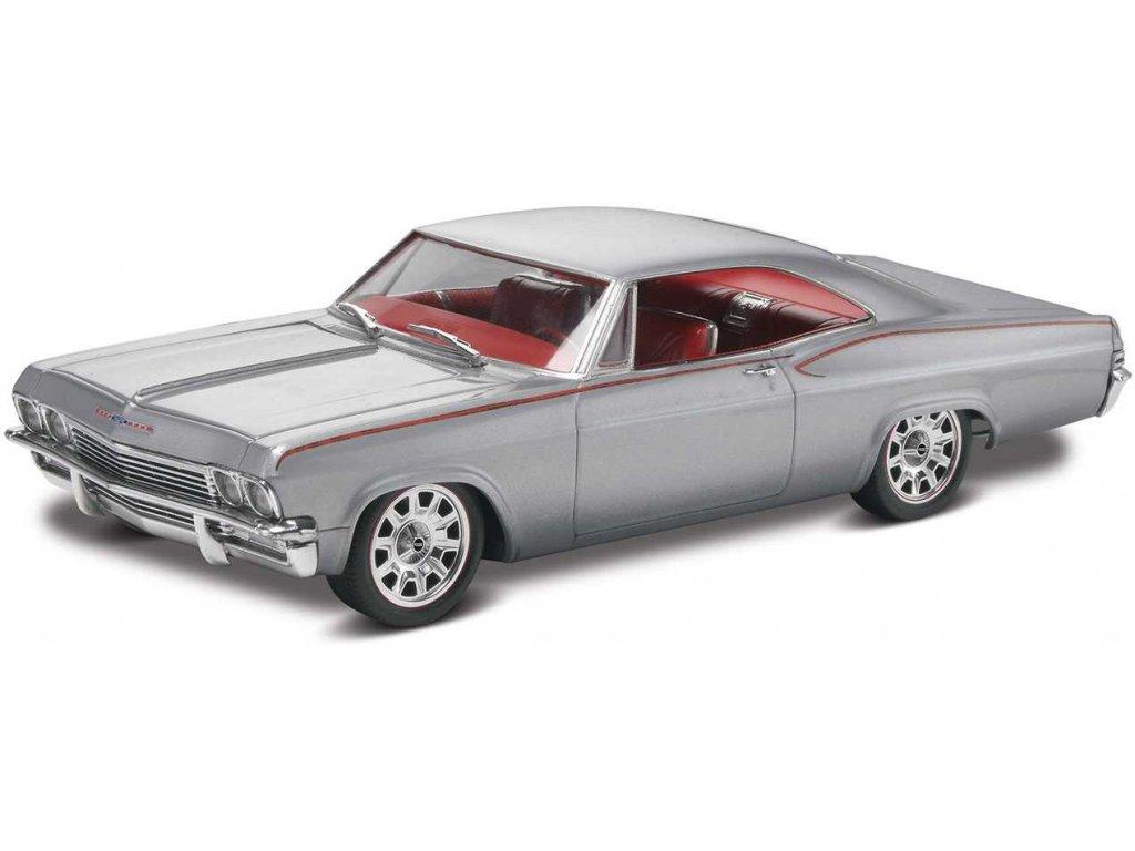 Plastic ModelKit MONOGRAM auto 4190 Foose 65 Chevy Impala 1 25 a99951746 10374
