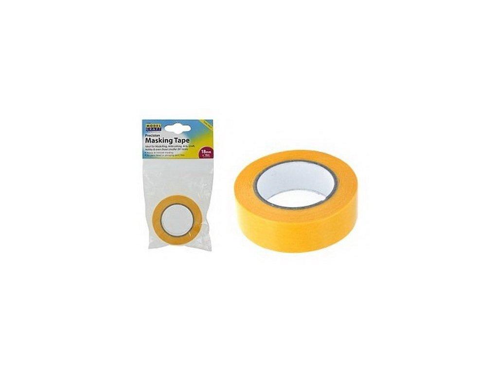 Maskovacia páska Shesto 18 mm x 18m (1ks)