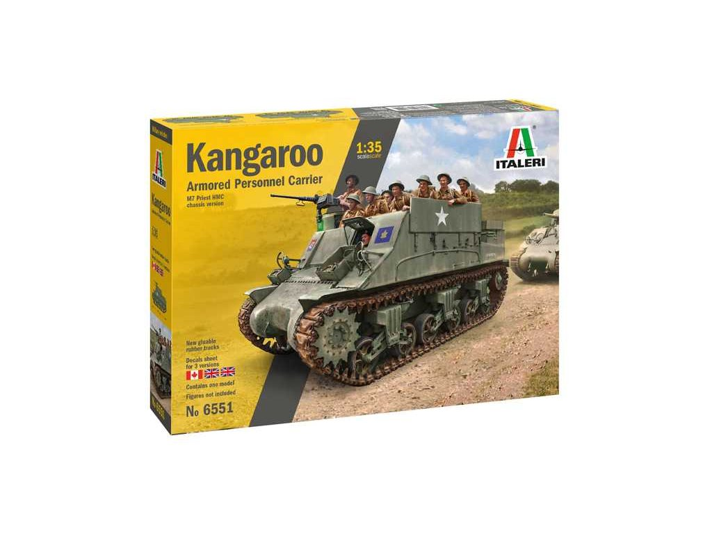 Model Kit tank 6551 KANGAROO 1 35 a76010522 10374