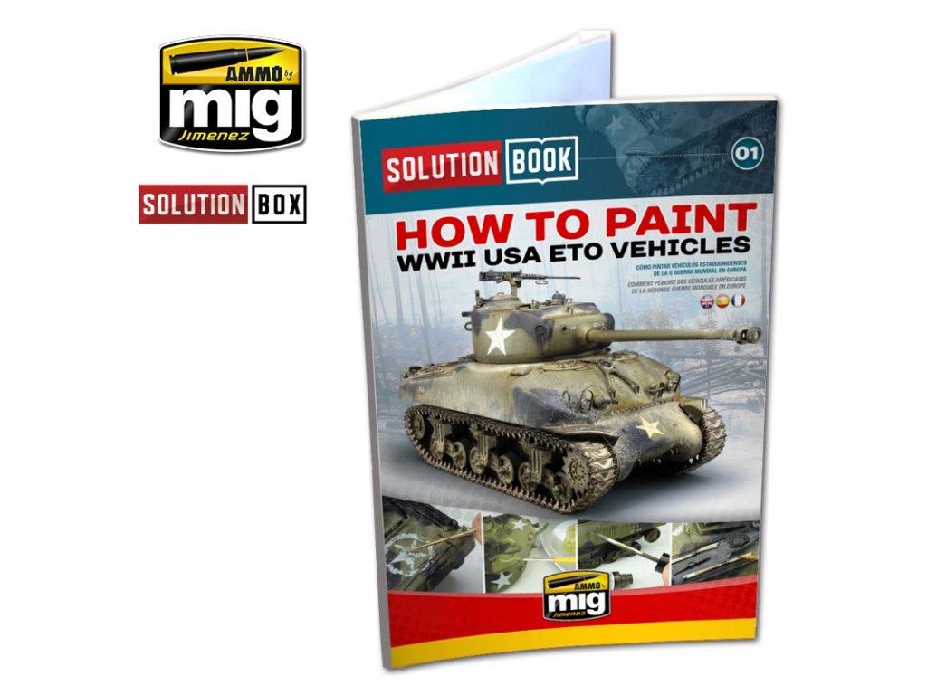 ww ii american eto solution book multilingual