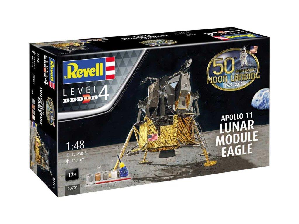 Gift Set 03701 Apollo 11 Lunar Module Eagle 50 Years Moon Landing 1 48 a99287519 10374