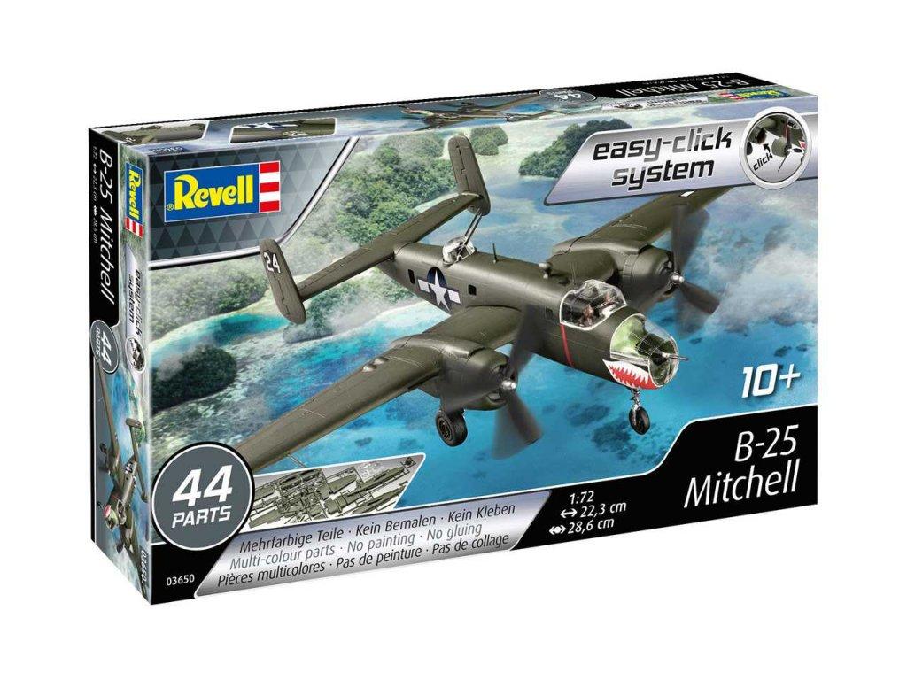 EasyClick letadlo 03650 B 25 Mitchell 1 72 a99288876 10374