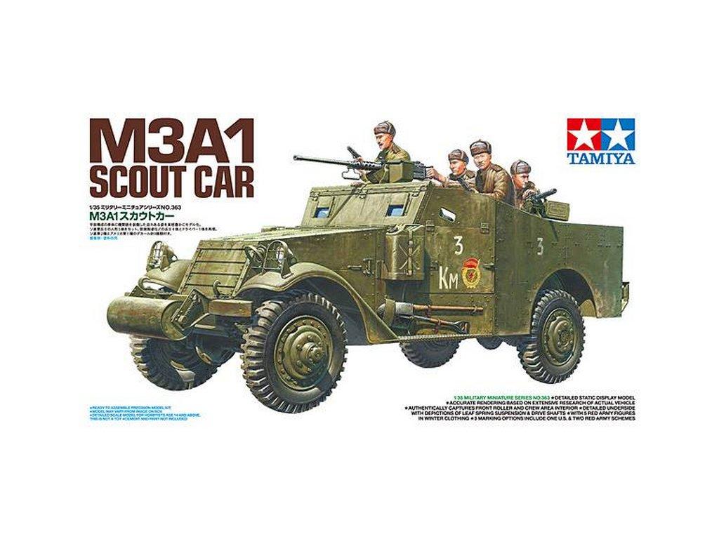 M3A1 Scout Car 1:35