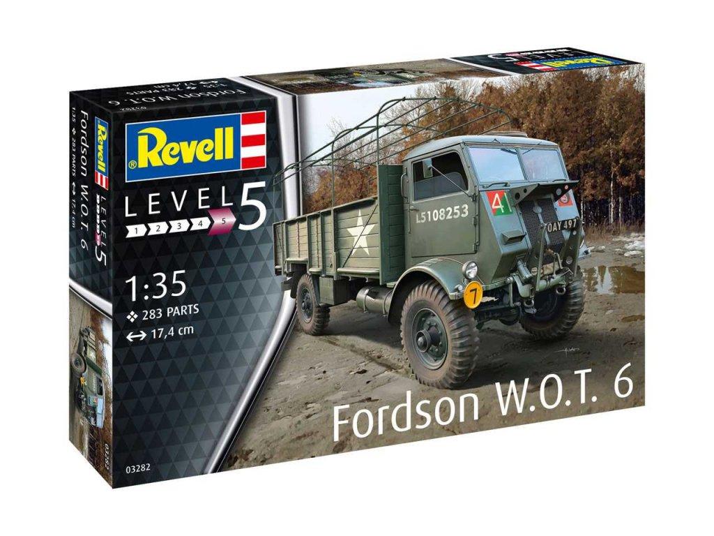 Plastic ModelKit military 03282 Model W O T 6 1 35 a99291337 10374