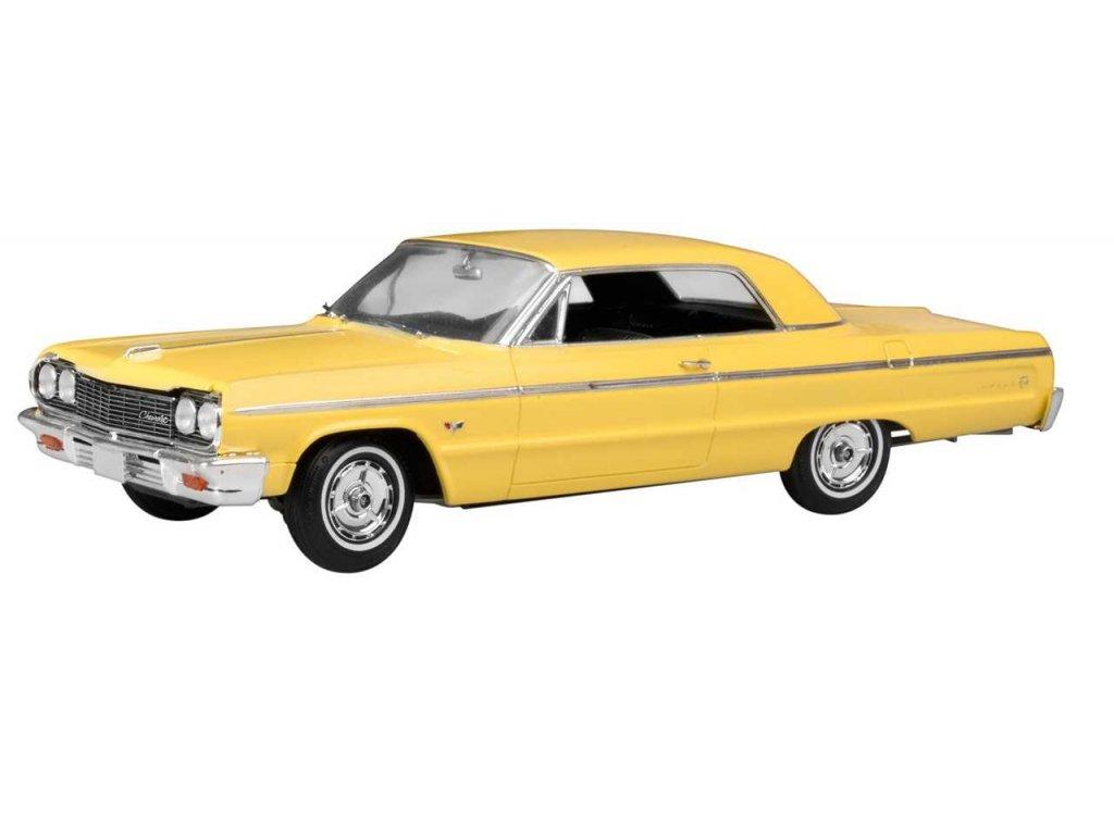 Plastic ModelKit MONOGRAM auto 4487 1964 Chevy Impala SS 1 25 a99952001 10374