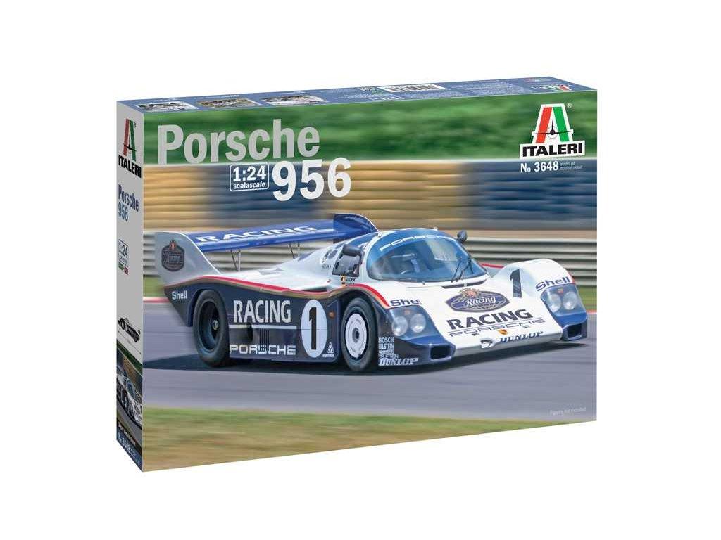 Model Kit auto 3648 Porsche 956 1 24 a100677972 10374