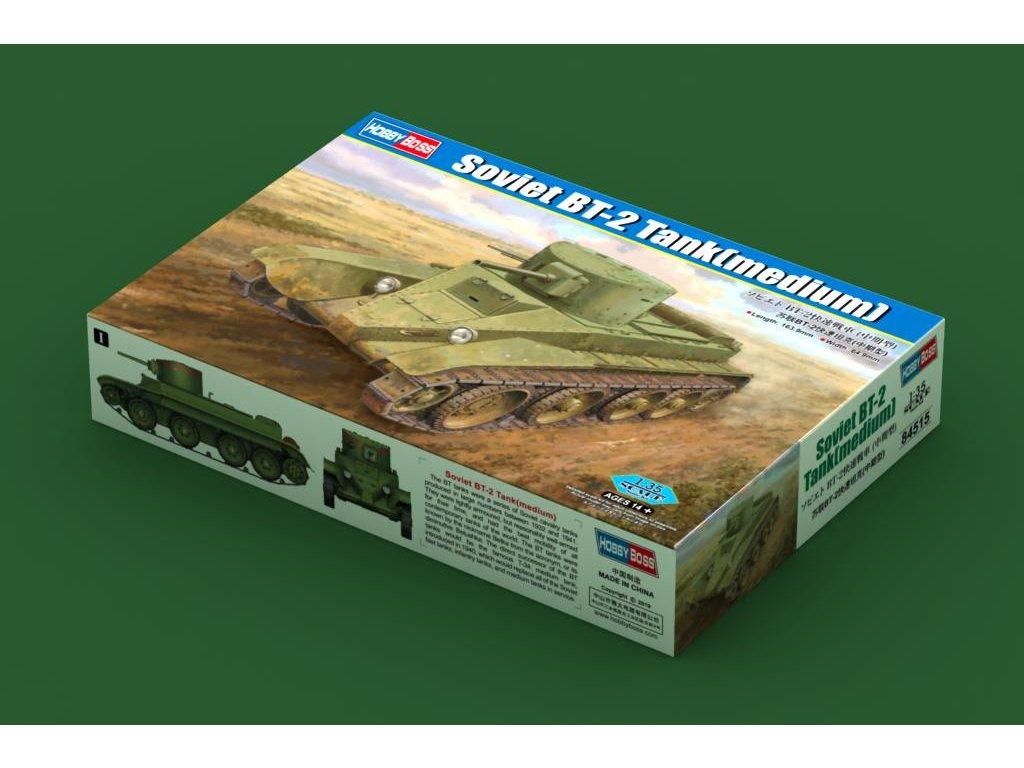 hobby boss 1 35 soviet bt 2 tank medium 84515 246695 p