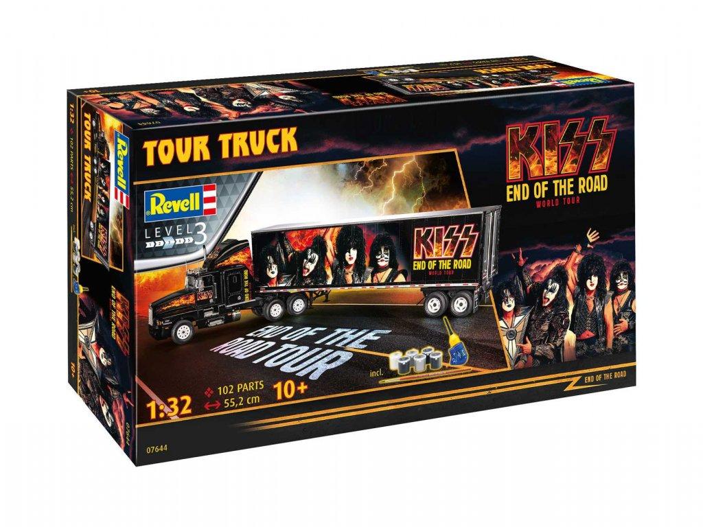 Gift Set truck 07644 KISS Tour Truck 1 32 a99291769 10374