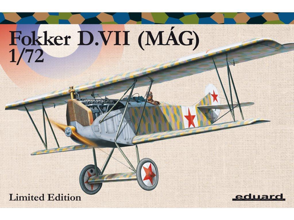 Fokker D.VII (MÁG) 1:72