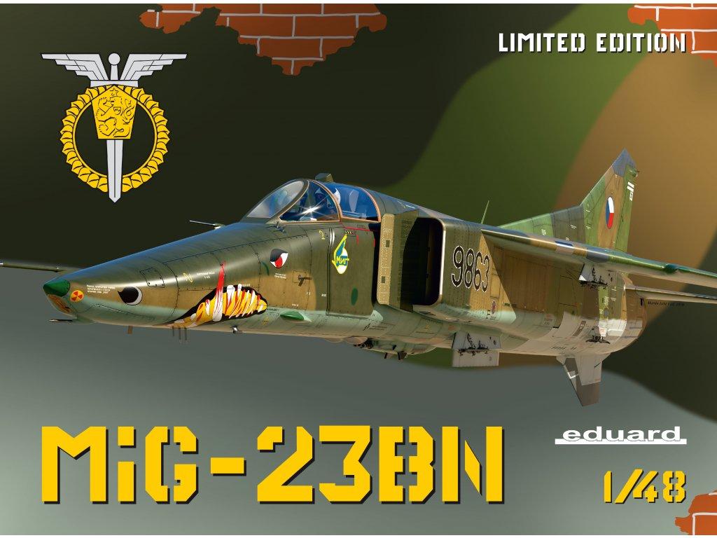 MiG-23BN 1:48