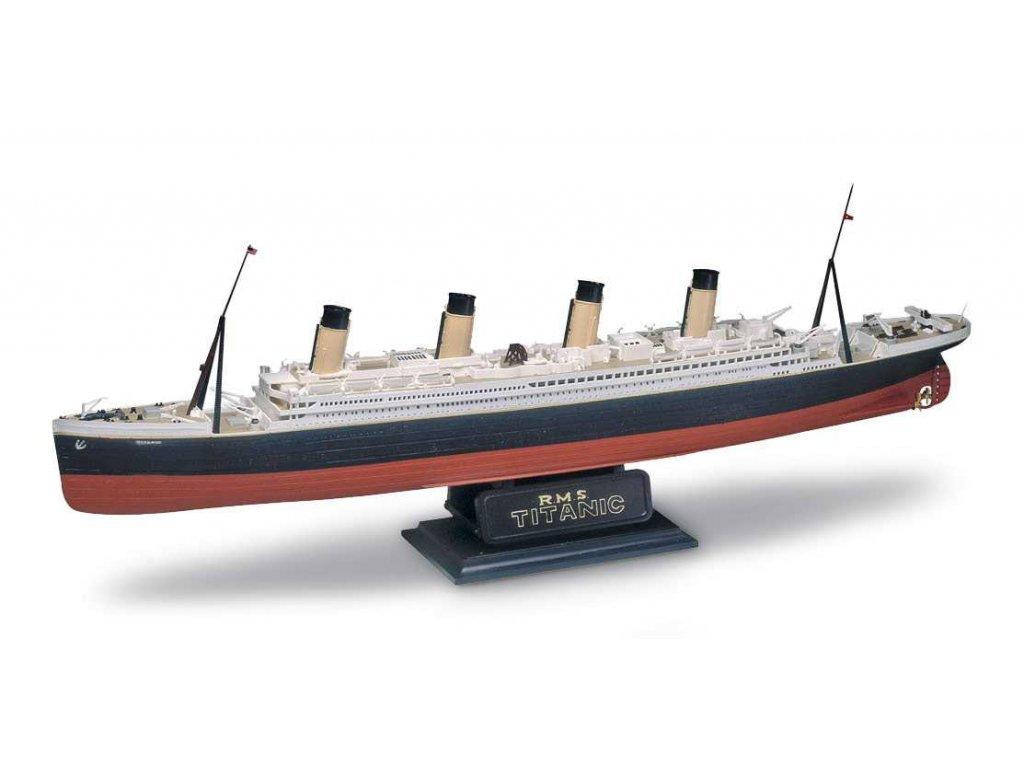 Plastic ModelKit MONOGRAM lod 0445 RMS Titanic 1 570 a99951557 10374