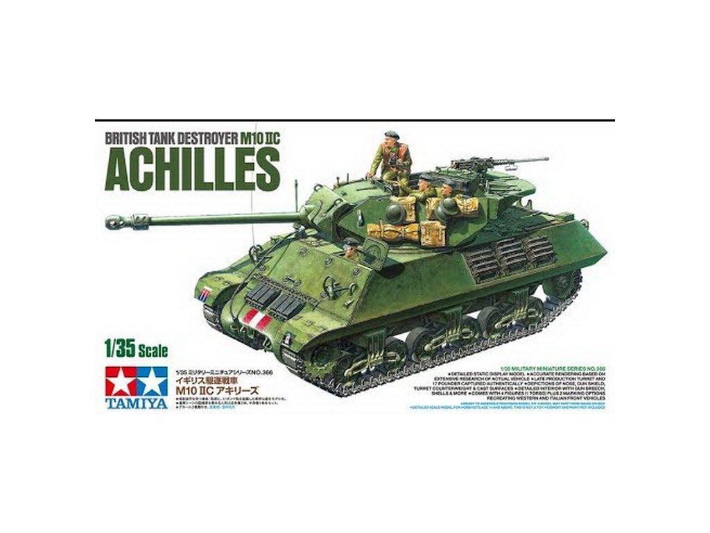 M10 IIc Achilles 1:35