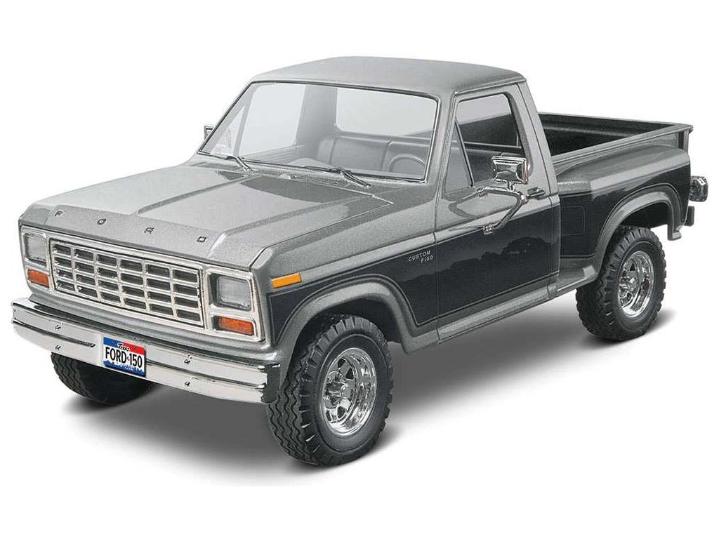 Plastic ModelKit MONOGRAM auto 4360 Ford Ranger Pickup 1 24 a99951835 10374