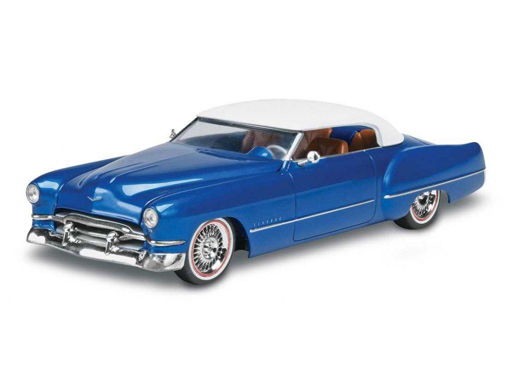 Plastic ModelKit MONOGRAM auto 4435 Custom Cadillac Eldorado 1 25 a99951877 10374