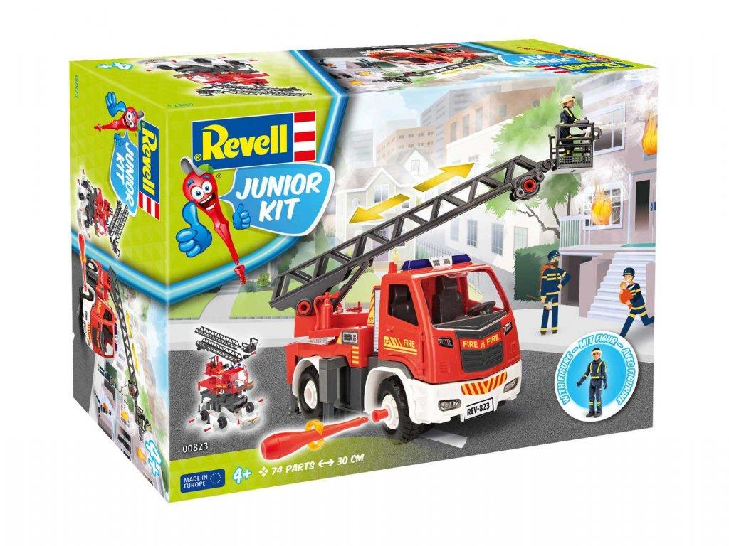Junior Kit auto 00823 Fire Truck Ladder Unit 1 20 a99293587 10374