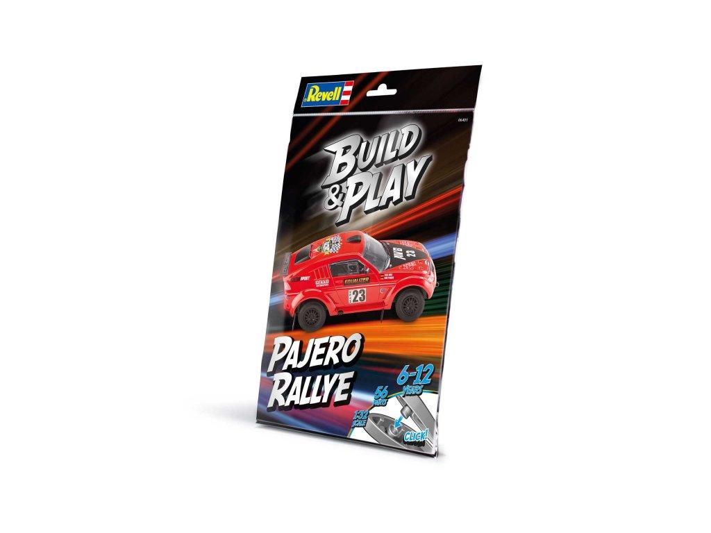 Build Play auto 06401 Mitsubishi Pajero 1 32 a99289099 10374