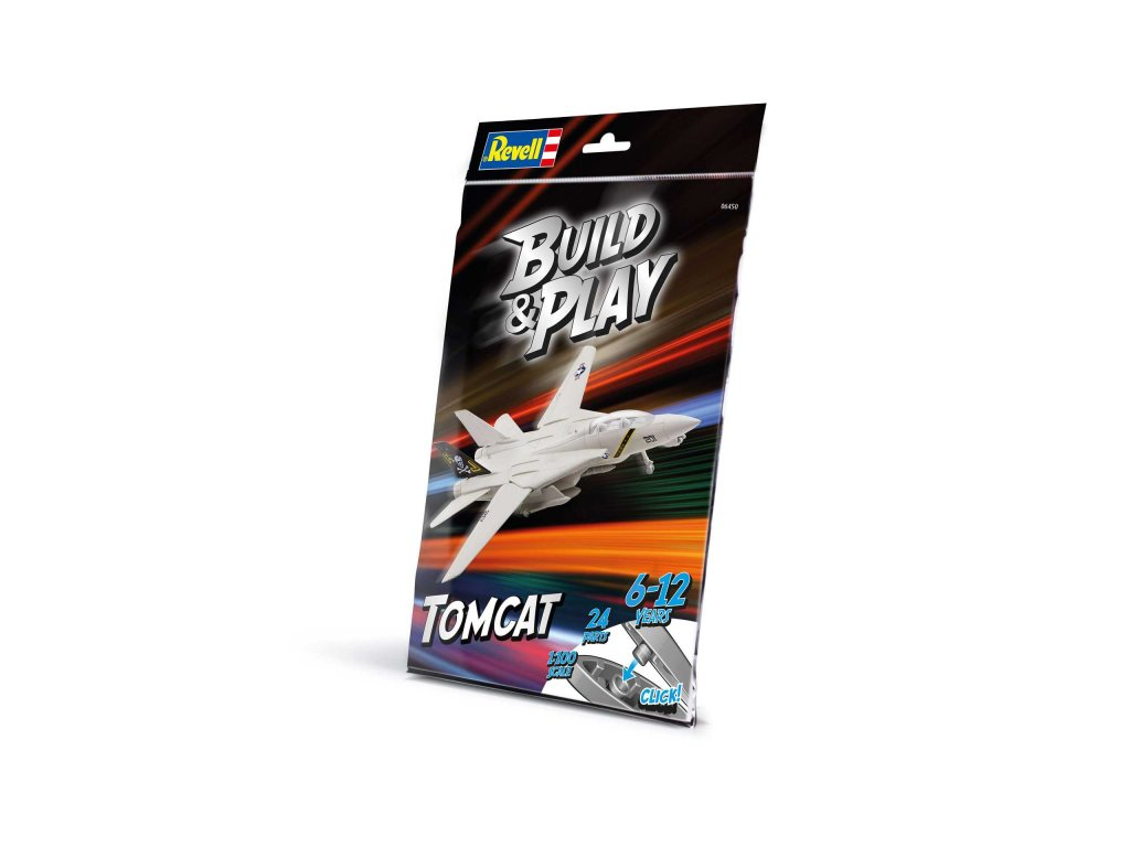 Build Play letadlo 06450 F 14A Tomcat 1 100 a99289128 10374