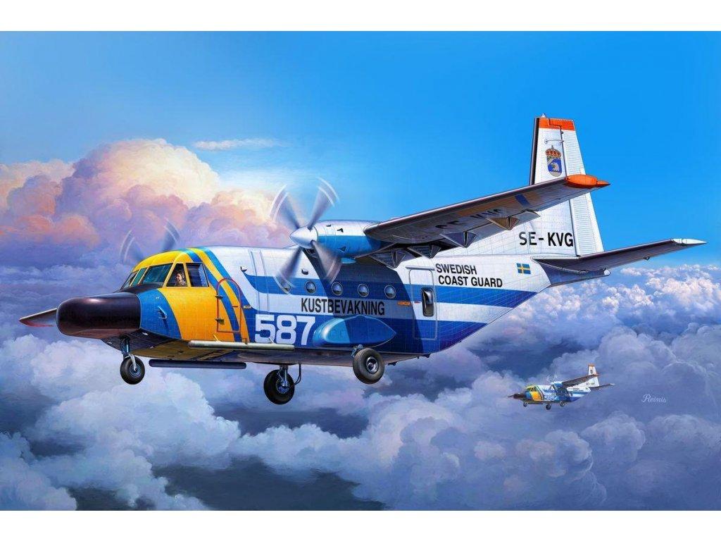 SH 89 / CASA C.212 'ASW & Maritime Patrol' 1:72