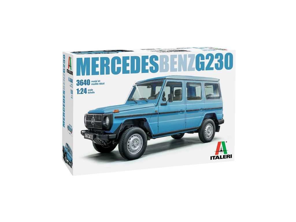Model Kit auto 3640 Mercedes Benz G230 1 24 a100677919 10374