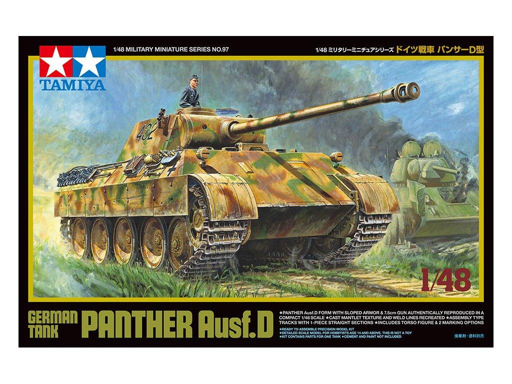 Panther Ausf.D 1:48