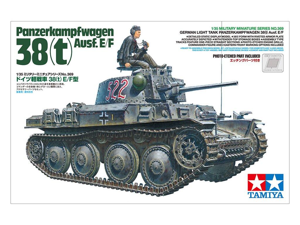 Pz.38(t) Ausf.E/F 1:35