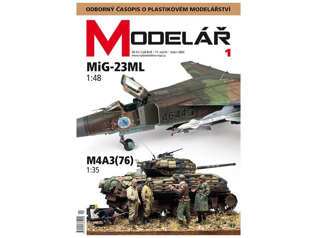 modelar 2001