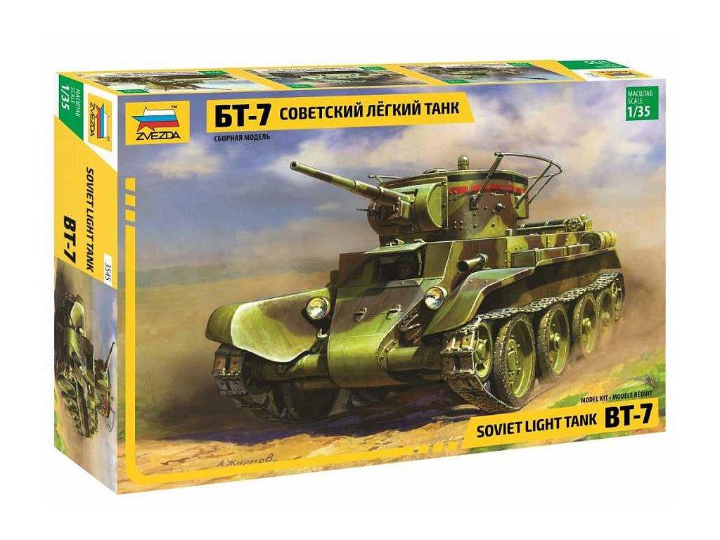 Model Kit tank 3545 BT 7 Soviet Tank 1 35 a63858685 10374