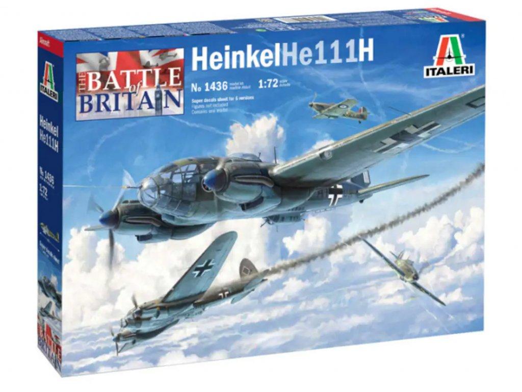 Heinkel HE 111H 1:72