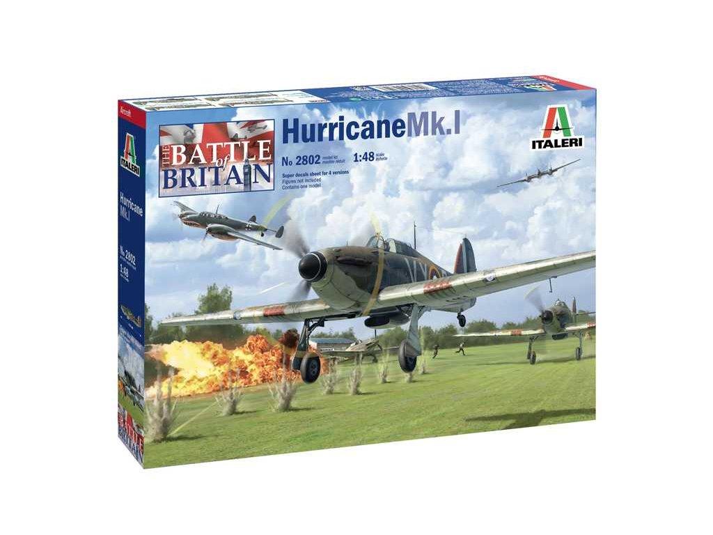 Model Kit letadlo 2802 Hurricane MK I 1 48 a110159551 10374