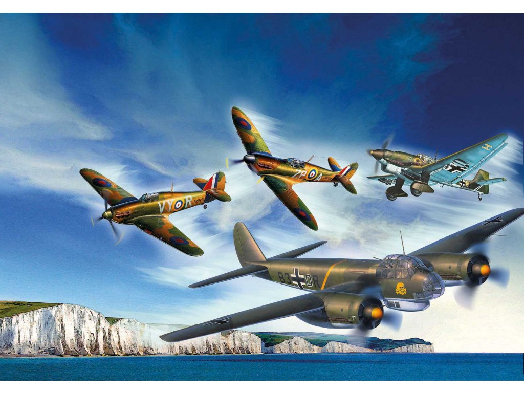 Gift Set letadla 05691 80th Anniversary Battle of Britain 1 72 a109310792 10374
