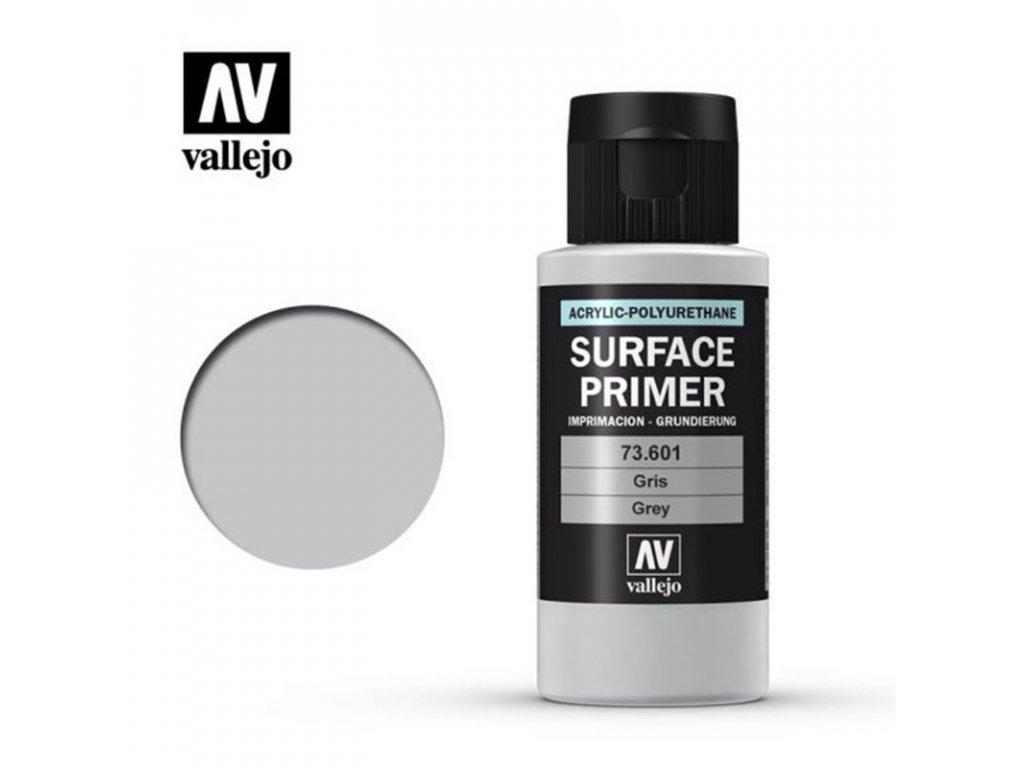 VALLEJO Model Color 60ml 73 601 Surface Primer Gris Grey