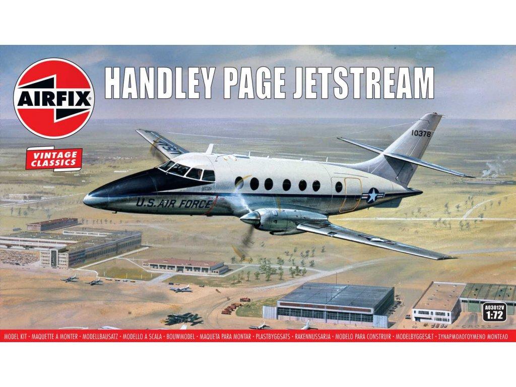 Classic Kit VINTAGE letadlo A03012V Handley Page Jetstream 1 72 a99099429 10374