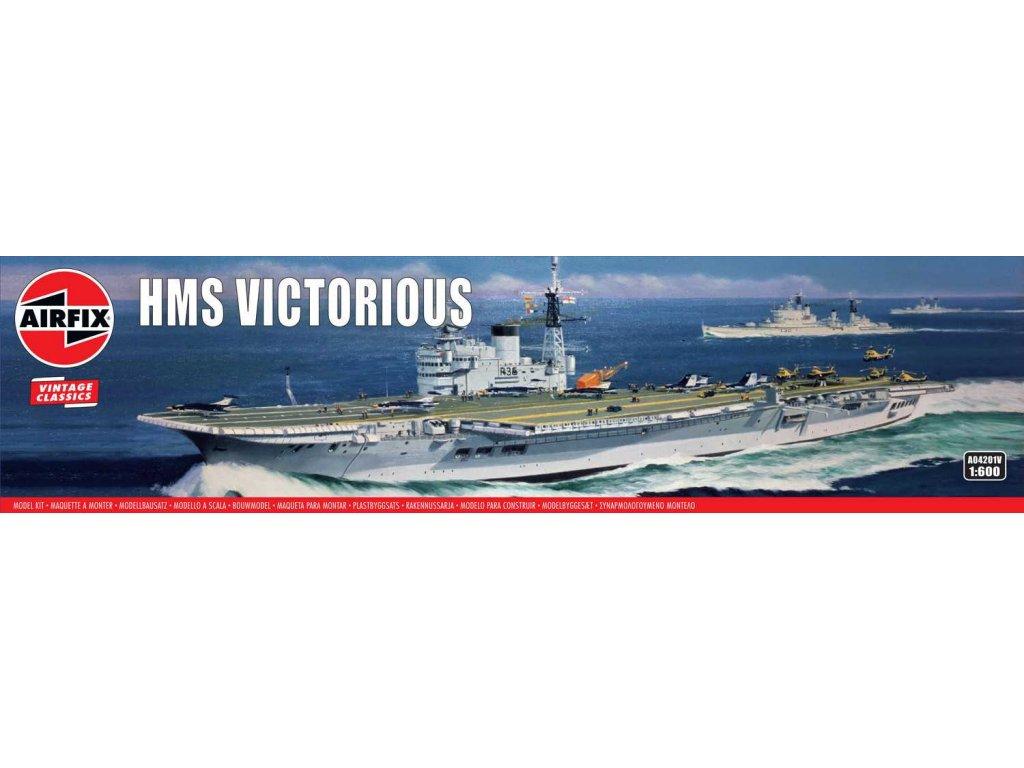 Classic Kit VINTAGE lod A04201V HMS Victorious 1 600 a99099529 10374
