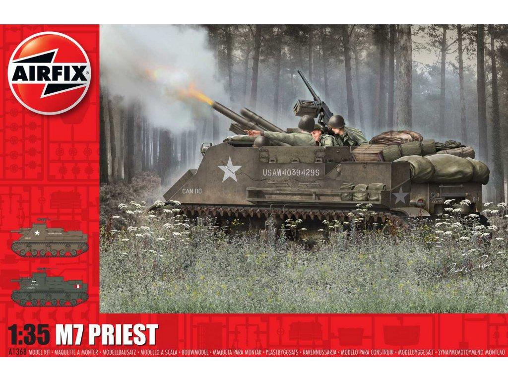 Classic Kit tank A1368 M7 Priest 1 35 a109444896 10374