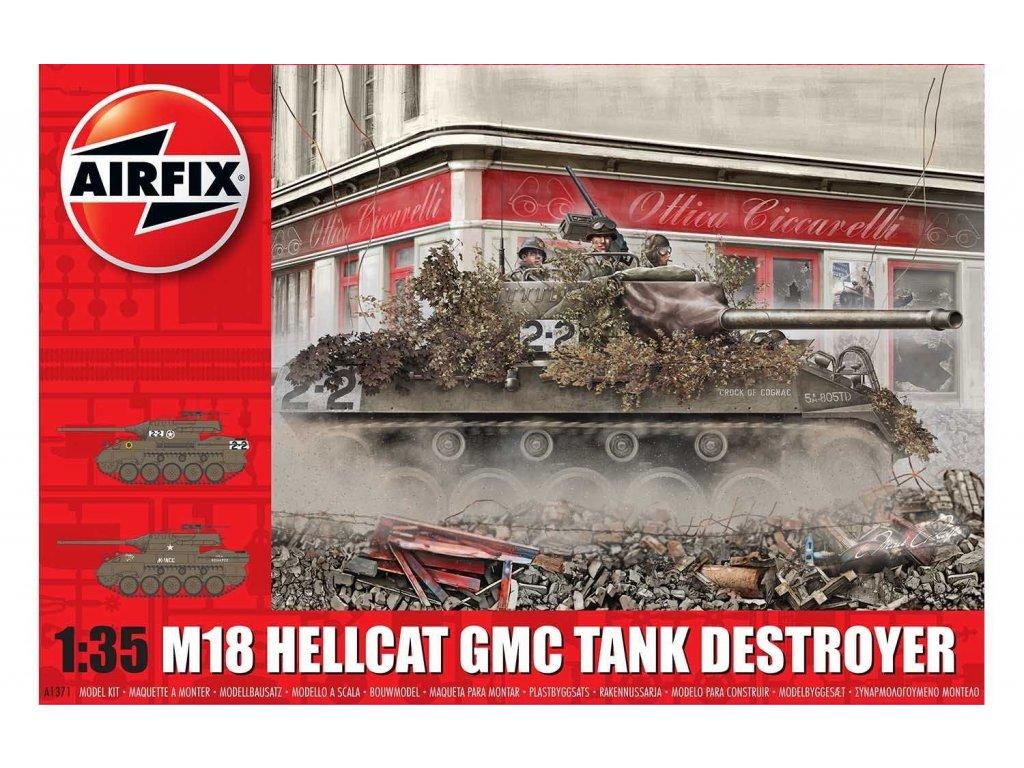 Classic Kit tank A1371 M 18 Hellcat 1 35 a109444952 10374