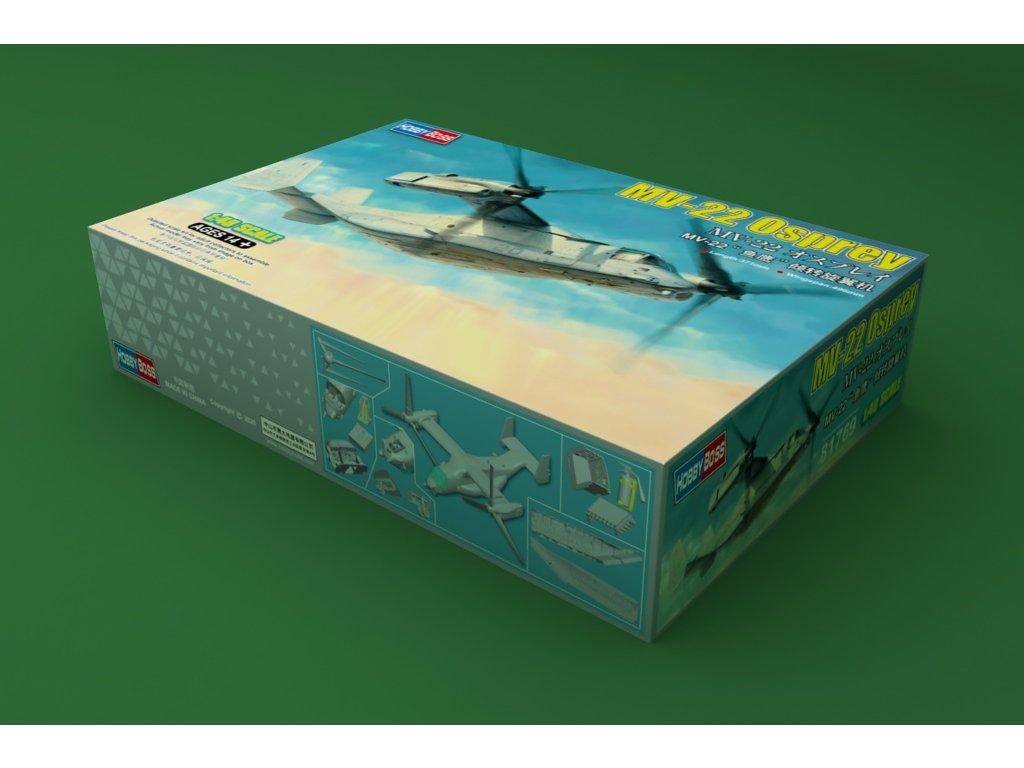 MV-22 Osprey 1:48